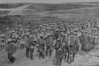 A Roll Call Of The Seaforth Highlanders After The First Days Battle On The Somme