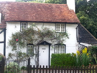 A Cottage In Woodfield Lane Ashtead 2016