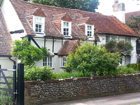 Cottages In Woodfield Lane Ashtead