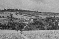 Amersham And The Misbourne Valley In The Buckinghamshire Chilterns 1940s