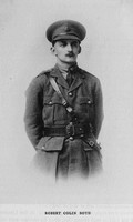 Boyd R C 2nd Lt Devonshire Regiment