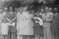 A Christening In 1953