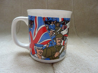 VE Day 50th Anniversary Mug