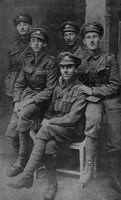Soldiers 5th London Regiment At Ypres