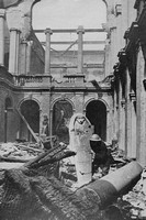 The Gutted City Museum Liverpool After The Blitz