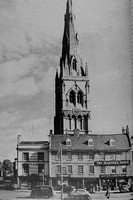 St Mary's Church Newark c.1950