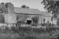 All Saints Church Markham Clinton Nottinghamshire c.1950
