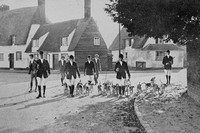 Trinity Foot Beagles Grantchester Cambridgeshire 1950s