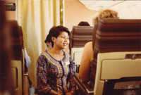 Singapore Airlines Air Hostess On Concorde 1979 Photo No 1