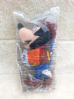 McDonald's Toy Disneyland Paris Plush Toy 2000 Goofy