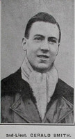 Smith G 2nd Lt Royal Flying Corps Hyde In War Time - Randal Sidebotham July 1916