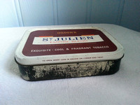 Vintage Ogden's St Julien Empire Blend Tobacco Tin
