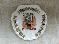 Lord Nelson Pottery Coleman's Mustard Dish
