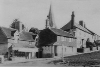 Church Hill Billingshurst 1920s