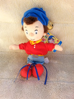 Noddy Plush Toy Enid Blyton Toyland Approx 10 Inches