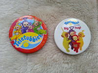 Telletubbies Badges