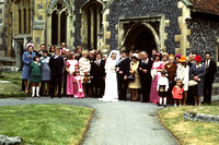 A 1960s Wedding Photo No 8