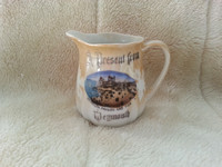 Vintage Souvenir Ware Jug A Present From Weymouth