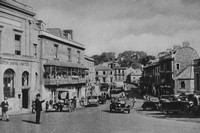 The Market Place Frome 1920s