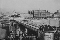 Brighton From The West Pier 1920s