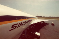 Singapore Airlines Concorde 1980 Photo No 1