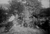 A Shooting Lunch 1910