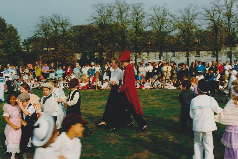 St Mary's Infant And Junior School Carshalton Centenary Celebration 1990 Photo 8