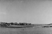 Alnmouth Northumberland 1940s