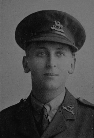 UK Photo Archive: Dulwich College War Record 1914-1919 &emdash; Russell J E 2nd Lt 7th The Queen's (Royal West Surrey Regiment) Dulwich College Roll Of Honour