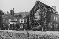 The White Horse Hotel Eaton Socon Bedfordshire 1940s