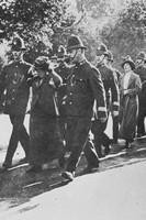 Suffragettes Being Arrested
