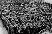 The 4th Loyal North Lancs Regiment On The Somme