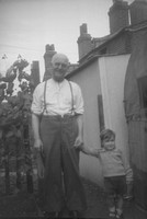 In The Back Garden In The 1940s 3