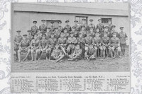 Northumberland Fusiliers 24th Battalion Officers