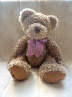 Large Russ Berrie Teddy Bear Harlington 14 Inches