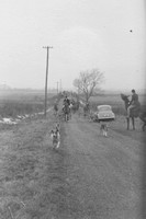 The Meet At Welbourn Lincolnshire March 1954 Photo 2
