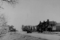 Sixhills On The Fosseway Leicestershire 1940s