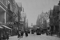 Eastgate Street Chester c.1900 Photo No 1