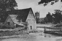 Fairford Gloucestershire 1920s
