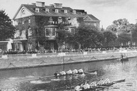 The Swan Hotel Bedford And Bedford Regatta 1940s