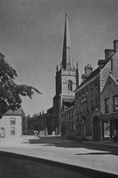 Lechlade Gloucestershire 1930s