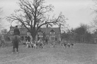 The Blankney Hunt Lincolnshire 1954