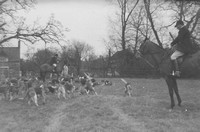 The Meet At Welbourn Lincolnshire March 1954 Photo 1