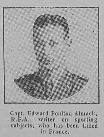 UK Photo Archive: The Graphic A &emdash; Almack E P Captain RFA Graphic 4.2