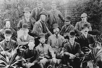 The Gardeners In Ashtead Park c.1890