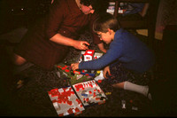 Playing With Lego Christmas 1950s