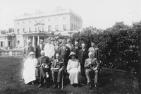 The Peace Memorial Hall Committee Ashtead Park House 1920