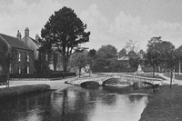 Bourton-On-The-Water Gloucestershire 1920s