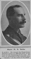 Dalby H S Major RAMC The Sphere 29th Dec 1917