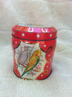 1950s Budgie Biscuit Tin